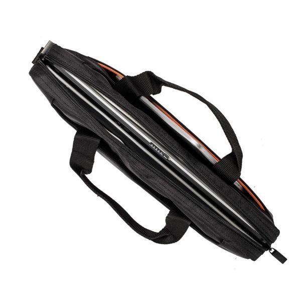 RivaCase črna torba za prenosnik 15.6