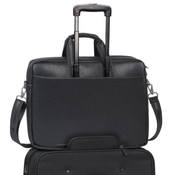 RivaCase usnjena torba za prenosnik 16