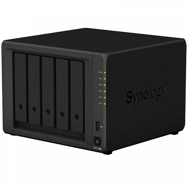 SYNOLOGY DS1019+ 8GB DDR3L za 5 diskov NAS strežnik
