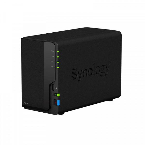 SYNOLOGY DS218 za 2 diska NAS strežnik