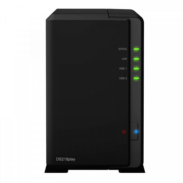 SYNOLOGY DS218Play za 2 diska NAS strežnik