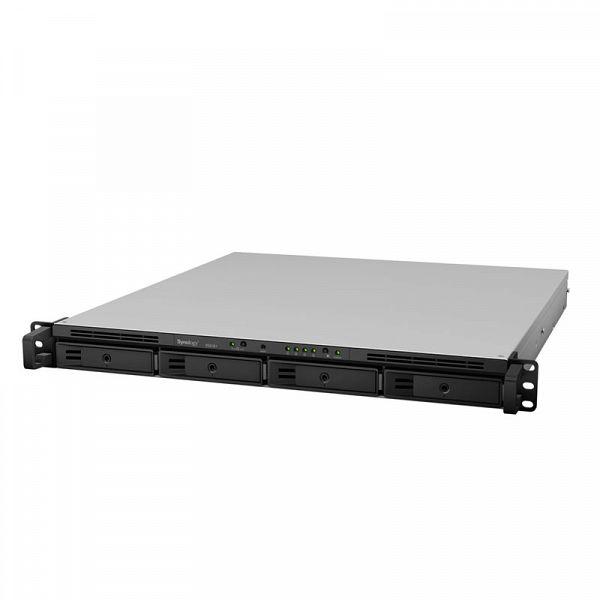 SYNOLOGY RS818RP+ za 4 diske rack 1U NAS strežnik