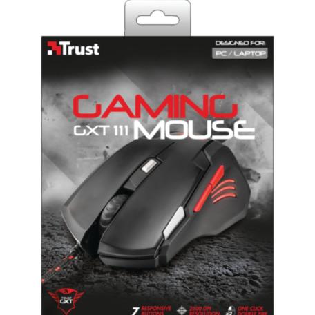 Trust 21090 GXT 111 gaming miška