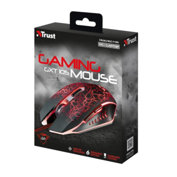 Trust 21683 GXT 105 gaming miška