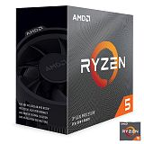 AMD Ryzen 5 3600 3,6/4,2GHz 32MB AM4 Wraith Stealth hladilnik BOX procesor