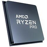 AMD Ryzen 5 PRO 4650G 3,7/4,2GHz 8MB AM4 Wraith Stealth hladilnik Radeon grafika multipack procesor