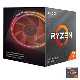 AMD Ryzen 7 3800X 3,9/4,5GHz 32MB AM4 Wraith Prism RGB LED hladilnik BOX procesor