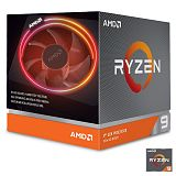 AMD Ryzen 9 3900X 3,8/4,6GHz 64MB AM4 Wraith Prism RGB LED hladilnik BOX procesor