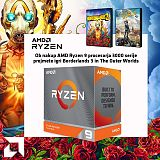 AMD Ryzen 9 3950X 3,5/4,7GHz 64MB AM4 105W BOX procesor