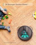 Anker RoboVac 15T robotski sesalnik črn + DARILO: Eufy pametna WiFi nastavljiva LED sijalka