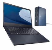 ASUS ExpertBook P2 P2451FA-EB1528R i5-10210U/8GB/SSD 256GB NVMe/14''FHD IPS/UMA/W10Pro  +SimPro Dock