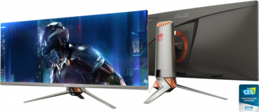 ASUS PG348Q 34'' ROG SWIFT Gaming IPS ukrivljen monitor, 3440 x 1440, 5ms, 50/100Hz, DisplayPort, USB3.0