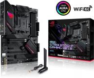ASUS ROG STRIX B550-F GAMING (WI-FI), DDR4, SATA3, USB3.2Gen2, DP, Wi-Fi, AM4 ATX