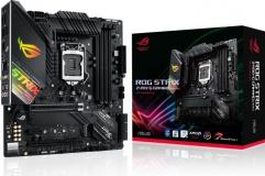 ASUS ROG STRIX Z490-G GAMING (WI-FI), DDR4, SATA3, USB3.2Gen2, DP, WiFi, LGA1200 mATX