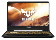 ASUS TUF Gaming FX505DT-BQ030T Ryzen7/8GB/SSD 512GB NVMe/15,6''FHD IPS-level/GTX1650 4GB/W10H