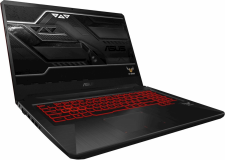 ASUS TUF Gaming FX705GD-EW106T I7-8750H/16GB/SSD 256G/1TB HDD/17,3''FHD IPS-level/GTX1050/W10H