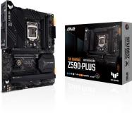 ASUS TUF GAMING Z590-PLUS, DDR4, SATA3, USB3.2Gen2x2, DP, 2.5Gb LAN, LGA1200 ATX