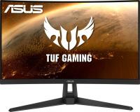 ASUS VG27VH1B 27'' TUF Gaming ukrivljen monitor, 1920 x 1080, 1ms, 165Hz, HDMI, zvočniki