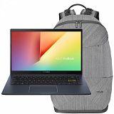 ASUS VivoBook 14 M413IA-EB370T Ryzen 7 4700U/8GB/SSD 512GB/14''FHD IPS/AMD Radeon/W10H+nahrbtnik