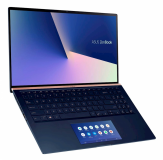 Asus ZenBook 15 UX534FT-A9009R i7-8565U/16GB/SSD 512GB NVMe/15,6'' FHD/GTX 1650/W10Pro