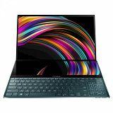 ASUS ZenBook Pro Duo UX581LV-H2002R i7-10750H/16GB/SSD 1TB/15,6'' 4K OLED/RTX 2060/W10Pro  ScreenPad