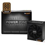 BE QUIET! POWER ZONE 650W CM (BN210) 80Plus Bronze modularni ATX napajalnik