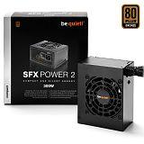 BE QUIET! SFX Power 2 300W 80 Plus Bronze 2 (BN226) napajalnik