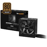 BE QUIET! System Power 9 500W (BN246) 80Plus Bronze ATX napajalnik