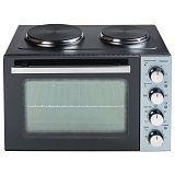 BESTRON AOV31CP 1500 W 31L + 2x plošča MINI kuhinja