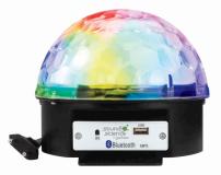 Bluetooth zvočnik Sound Science Disco Light Ball MANHATTAN