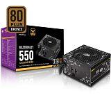 COOLER MASTER MasterWatt 550 TUF Gaming Edition 80+ Bronze 550W modularni ATX napajalnik