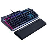 COOLER MASTER MK850 žična MXRed RGB osvetlitev slo tisk mehanska gaming tipkovnica