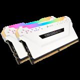 Corsair VENGEANCE RGB PRO 16GB (2 x 8GB) DDR4 DRAM 3200MHz PC4-25600 CL16, 1.2V/1.35V