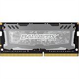 Crucial Ballistix Sport LT 4GB DDR4-2400 SODIMM PC4-19200 CL16, 1.2V