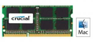 Crucial 8GB DDR3L-1600 UDIMM PC3-12800 CL11, 1.35V/1.5V