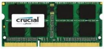 Crucial 8GB DDR3L-1866 SODIMM PC3-14900 CL13, 1.35V/1.5V za Mac