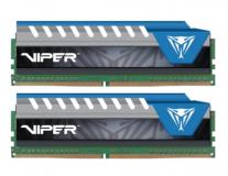 PATRIOT 8GB DDR4 (2 x 4GB)2666 CL16 1.2V Viper Elite, moder