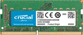 Crucial 8GB DDR4-2666 SODIMM PC4-21300 CL19, 1.2V za Mac