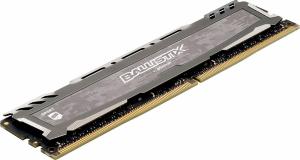 Crucial Ballistix Sport LT 8GB DDR4-2666 SODIMM PC4-21300 CL16, 1.2V Single Ranked
