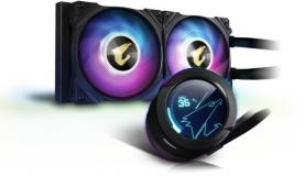 GIGABYTE AORUS WATERFORCE X 240 vodno hlajenje za INTEL/AMD procesorje