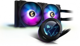 GIGABYTE AORUS WATERFORCE X 280 vodno hlajenje za INTEL/AMD procesorje