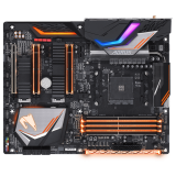 GIGABYTE X470 AORUS ULTRA GAMING 7 WIFI, DDR4, SATA3, USB3.1Gen2, WiFi, AM4 ATX