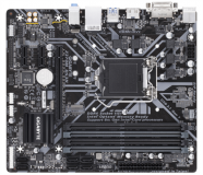 GIGABYTE Z370M DS3H, DDR4, SATA3, USB3.1Gen1, HDMI, LGA1151 mATX