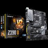 GIGABYTE Z390 D, DDR4, SATA3, USB3.1Gen1, HDMI, LGA1151 ATX