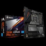 GIGABYTE Z590 AORUS PRO AX , DDR4, SATA3, USB3.2Gen2x2, DP, Wi-Fi, LGA1200 ATX