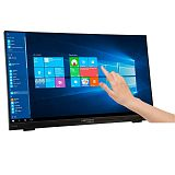 HANNS-G HT225HPB 54,61 cm (21,5'') zvočniki na dotik IPS FHD LED monitor