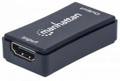 HDMI repetitor 1080p MANHATTAN, do 40 m, črne barve