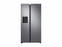 Hladilnik SAMSUNG RS68N8240S9 side by side srebrn z zaslonom