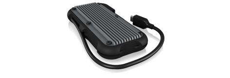 Icybox USB-C 3.1 ohišje za M.2 NVMe SSD