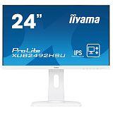 IIYAMA ProLite XUB2492HSU-W1 60,5cm (23,8'') FHD IPS zvočniki LED LCD monitor